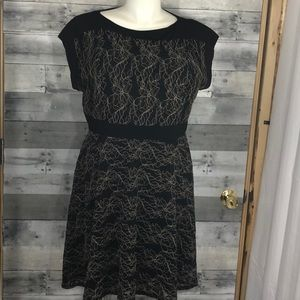 Anna Scholz for Simply Be Plus Size Black Lace